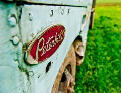Peterbilt Truck Art  8x10 Fine Art ... this old truck has seen better days ~ Photographic by BigBeanPhotos, $24.00