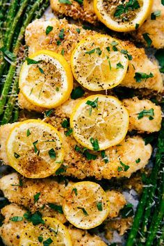 One-pan meals are the true heroes of weeknight dinners, and this Baked Lemon-Parmesan Chicken with Asparagus Recipe is no exception. With just a little bit of weeknight prep and about 20 minutes in the oven, this bright, flavorful EASY, QUICK dish can be yours TONIGHT.