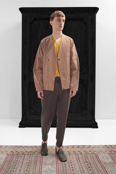 Christophe Lemaire | Spring 2013 Menswear Collection | Style.com
