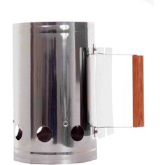 Charcoal Companion Stainless Chimney Charcoal Starter Availability: in stock - Price: £17.45