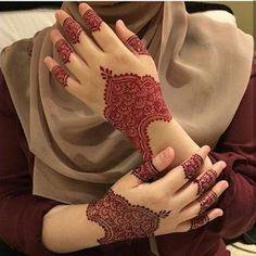Henna Hand Designs, Dulhan Mehndi Designs, Mehndi Designs Finger, Indian Henna Designs, Henna Tattoo Designs Simple, Stylish Mehndi Designs, Mehndi Designs For Girls, Mehndi Designs For Beginners, Wedding Mehndi Designs