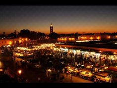 JAMAA LAFNA - Marrakesh : Morocco