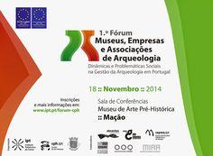 Outeiro do Circo: 1º Forum Museus, Empresas e Associações de Arqueol...