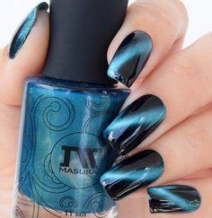 Nail polish 'Sapphire of Heaven', 3,5 ml