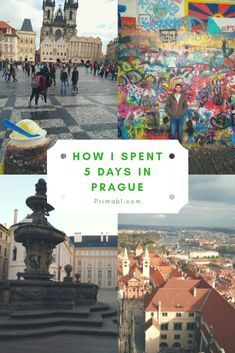 Prague is beautiful, historical, and fun! I loved my time there! From gorgeous architecture and violent history, to pub crawls and beer baths, Prague has it all!