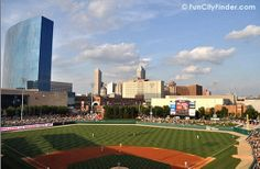 Victory Field, Indianapolis Indiana Baseball