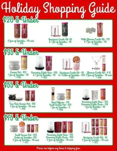 With Christmas right around the corner, this holiday shopping guide will help you pick out the perfect gifts. Go to www.pinkzebrahome.com/emrounds518 to orders yours before it's too late!
