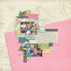 - Math in My Jammies by Sugarplum Paperie   - DJB Jamiecursive by Darcy Baldwin  - Heartwood Template by Little Green Frog Designs