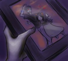 Sollux and Aradia