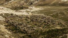 Restos arqueológicos Incas