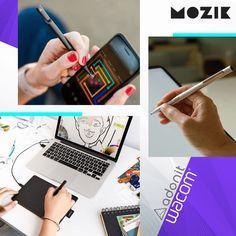 🔝 Θέλεις να σχεδιάσεις ή να ζωγραφίσεις με μεγαλύτερη ακρίβεια στο tablet σου;  ✍️ Σου προτείνουμε δύο από τους αγαπημένους μας κατασκευαστές που δημιουργούν γραφίδες αφής προηγμένης τεχνολογίας και minimal design αλουμινίου. Blog, Blogging