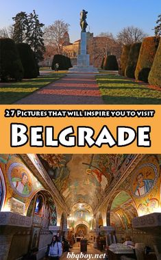 On this 2nd visit to Belgrade, we realized that we really, really like the city. Lots of photos here as well as some useful travel tips and information for those thinking of visiting Belgrade #bbqboy #Belgrade #Serbia #travel