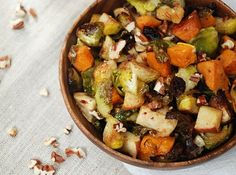 (CLICK TWICE ON THE IMAGE) Roasted Fall Harvest - Paleo Diet Recipes