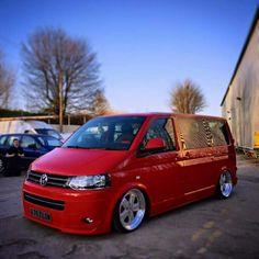 Shaun Lewis uploaded this image to 'Van'. See the album on Photobucket. Volkswagen Bus, Vw Camper, Camper Life, Campers, Vw Transporter Van, Vw T5 Campervan, Vw Caravelle, Vw Pickup, Little Truck