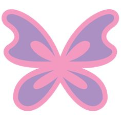 Free SVG File – Sure Cuts A Lot – 03.31.10 – Butterfly Wings