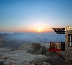 Beresheet Hotel in the Negev desert, Israel. cannot get any better than this