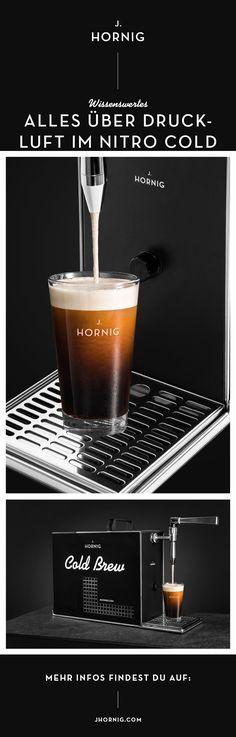 Du fragst dich, wie wir die sprudelnden, kleinen Bläschen in unseren #NitroCold Brew zaubern? 🤔 Wie wir das machen, verraten wir dir in diesem Beitrag! ☝️🤓 #coffee #wissenswertes #knowhow #kaffee Cold Brew, V60 Coffee, Espresso Machine, Brewing, Coffee Maker, Beer, Kaffee, Compressed Air, Interesting Facts
