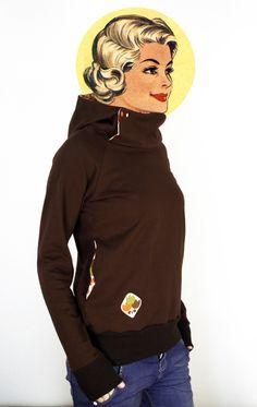 hoodie coole taschen