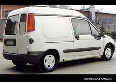 1990 Renault Kangoo prototype