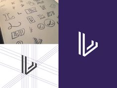 Inspirational Logo Design Series – Letter L Logo Designs