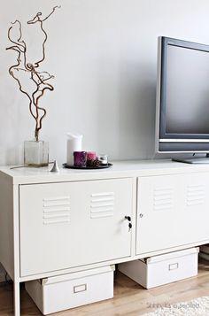 Livingroom @ Shhh, it's a secret! -blog