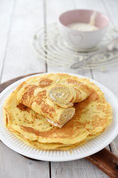 Puszyste naleśniki Brownie Recipes, Keto Recipes, Dessert Recipes, Cooking Recipes, Desserts, Sandwiches, Polish Recipes, Keto Diet For Beginners, Good Food