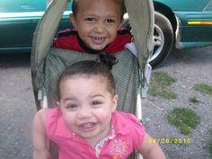 Jordan and Ciara