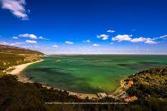 Portinho da Arrabida. Fotografos para conocer Portugal: Nuno Trindade. ~ Turismo en Portugal