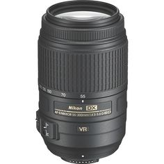 Be ready for almost any shot with this Nikon telephoto zoom lens. Lightweight and versatile, this lens captures crisp images even from a distance, allowing you to take sports photos from the bleachers and extend your reach for landscape and wildlife photography. Vibration reduction technology smooths out images for blur-free panning and still photography.