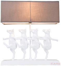 Lámpara+De+Mesa+Dancing+Cows