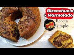 BIZCOCHUELO MARMOLADO ECONÓMICO 💣 [3 simples pasos] sin manteca 🍰😱 [NUEVA VERSIÓN] - YouTube French Toast, Breakfast, Youtube, Food, Butter, Crack Cake, Homemade, Cooking, Morning Coffee