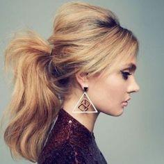 Peinados con Cola de Caballo 5
