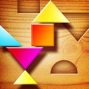 "iPhone version updated with the addition of ""creation"" mode and the possibility to play Tangram puzzles   created by other children. Thus, more than 1000 Tangram puzzles are now playable!!!    Get it on the AppStore here: http://bit.ly/aVnmgI"