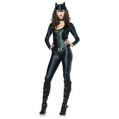 Headpiece for Black Cat Catwoman Halloween Costume
