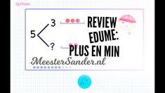 EduMe: Plus en Min - educatieve app