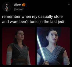 Star Wars Meme, Star Wars Art, Rey Kenobi, Star Wars Party Favors, Kylo Ren And Rey, Star Wars Kylo Ren, Movie Memes, Star Wars Ships, Star War 3
