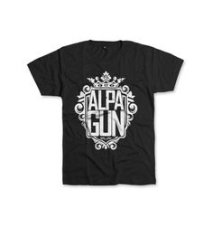 Alpa Gun Logo Shirt