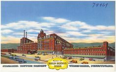 Picture of the Stegmeier brewery