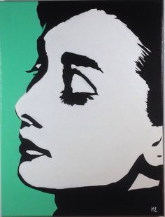 Pop art audrey hepburn pop art audrey hepburn and art - Cuadros audrey hepburn ...