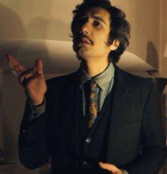 Arthur Teboul, le chanteur leader du groupe Feu! Chatterton