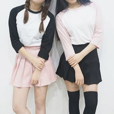 Part 3 Gemini Indie Fashion, Cute Fashion, Skirt Fashion, Fashion Outfits, Preppy Fashion, Cute Outfits With Shorts, Pretty Outfits, Japanese Fashion, Asian Fashion
