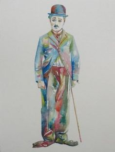 """""""As I Began To Love Myself"""" - an EXCELLENT poem by Charlie Chaplin."""