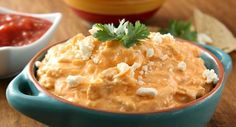 Bubbly Hot Dip – Just Set it and Forget it!