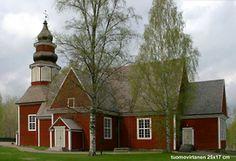 Pirkanmaan kirkot - Kuru