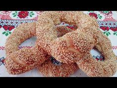Covrigi Turceşti foarte puhavi şi delicioşi - YouTube Pastry And Bakery, Doughnut, Biscuits, Restaurant, Youtube, Desserts, Videos, Food, Sweets