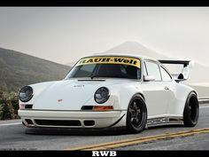 RWB/ RAUH-Welt BEGRIFF (Japanese Porsche Tuner) - Page 3 - AcuraZine Community
