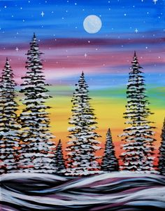 Join us for a Paint Nite event Tue Feb 04, 2014 at Baltimore, MD. Purchase your tickets online to reserve a fun night out!