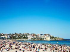 #australia #bondi Bondi Beach Australia, Places Ive Been, Sydney, Dolores Park, Wanderlust, Spaces, Adventure, Sexy, Holiday