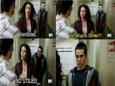 Teenwolf-Scott receiving his punishment. This part made me laugh. How can a parent ground their child from their best friend? Teen Wolf Quotes, Teen Wolf Funny, Teen Wolf Dylan, Dylan O'brien, Melissa Mccall, Tv Funny, Teen Tv, Wolf Love, Tv Show Quotes