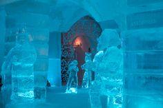 5 Eishotels für eine super coole Übernachtung